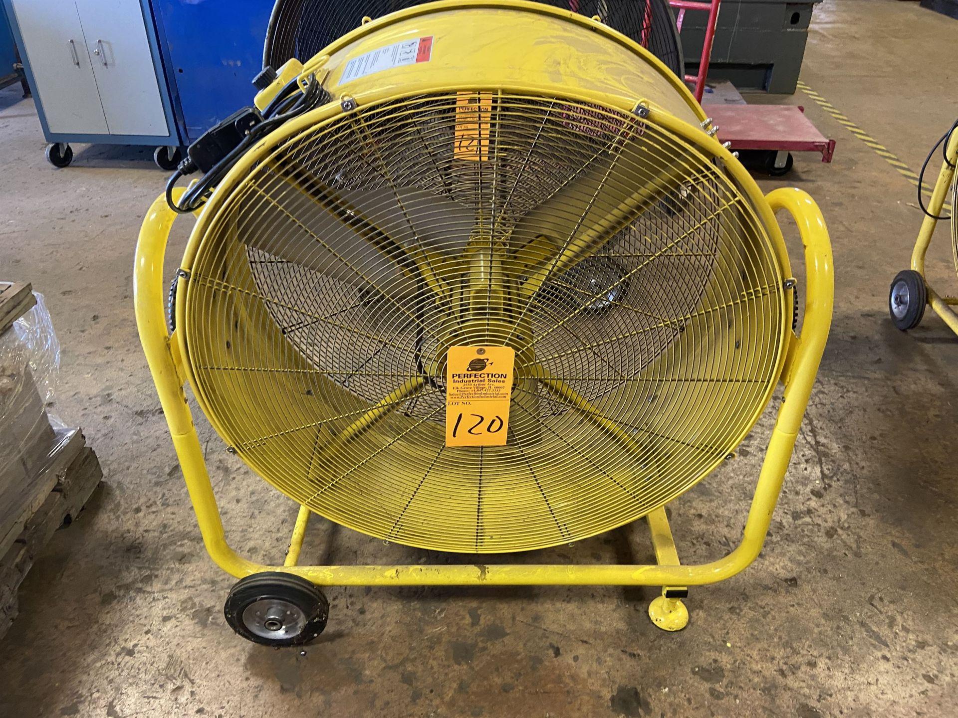Dayton 36' Shop Fan