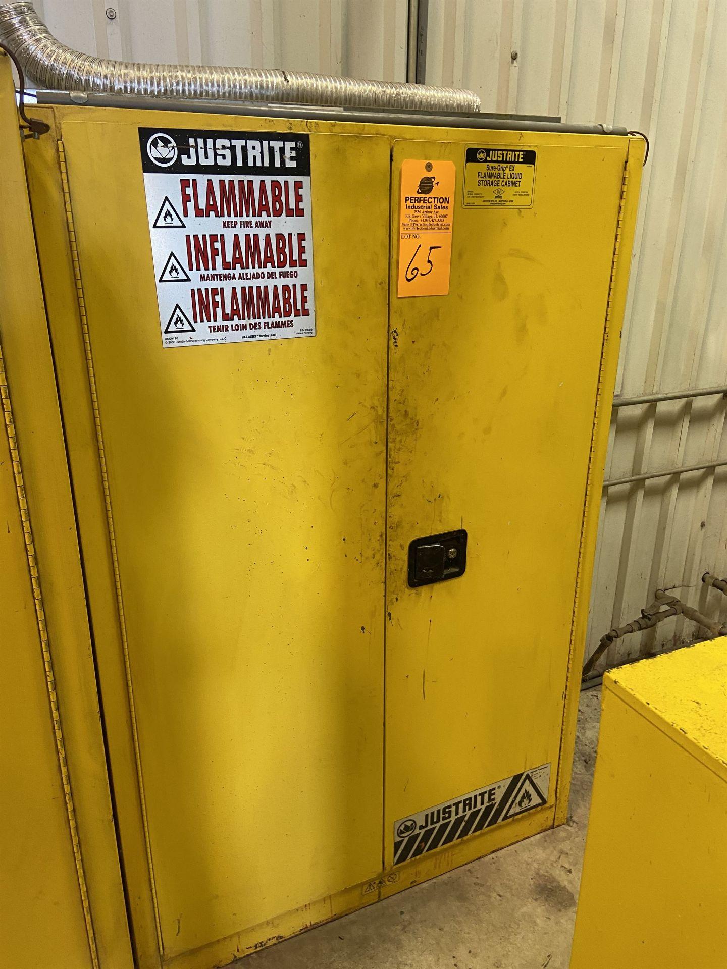 Uline 45 Gal Fire Cabinet