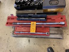 Lot of (3) Torque Wrenches