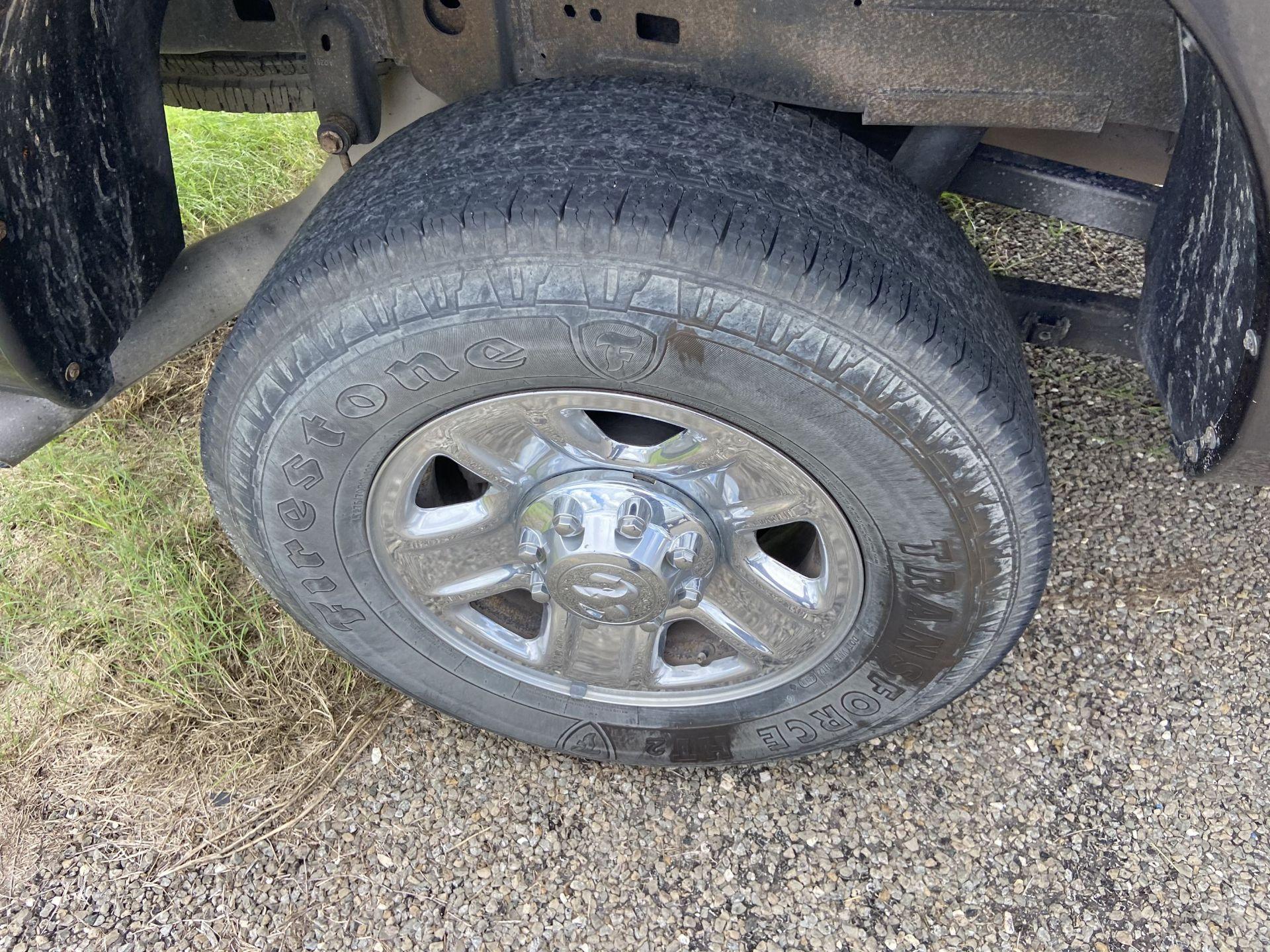 2013 Dodge Ram 2500 HD Crew Cab Long Bed, 251K Miles, Cloth, 4X4, Diesel, VIN # 3C6UR5HL1EG135730 - Image 9 of 17