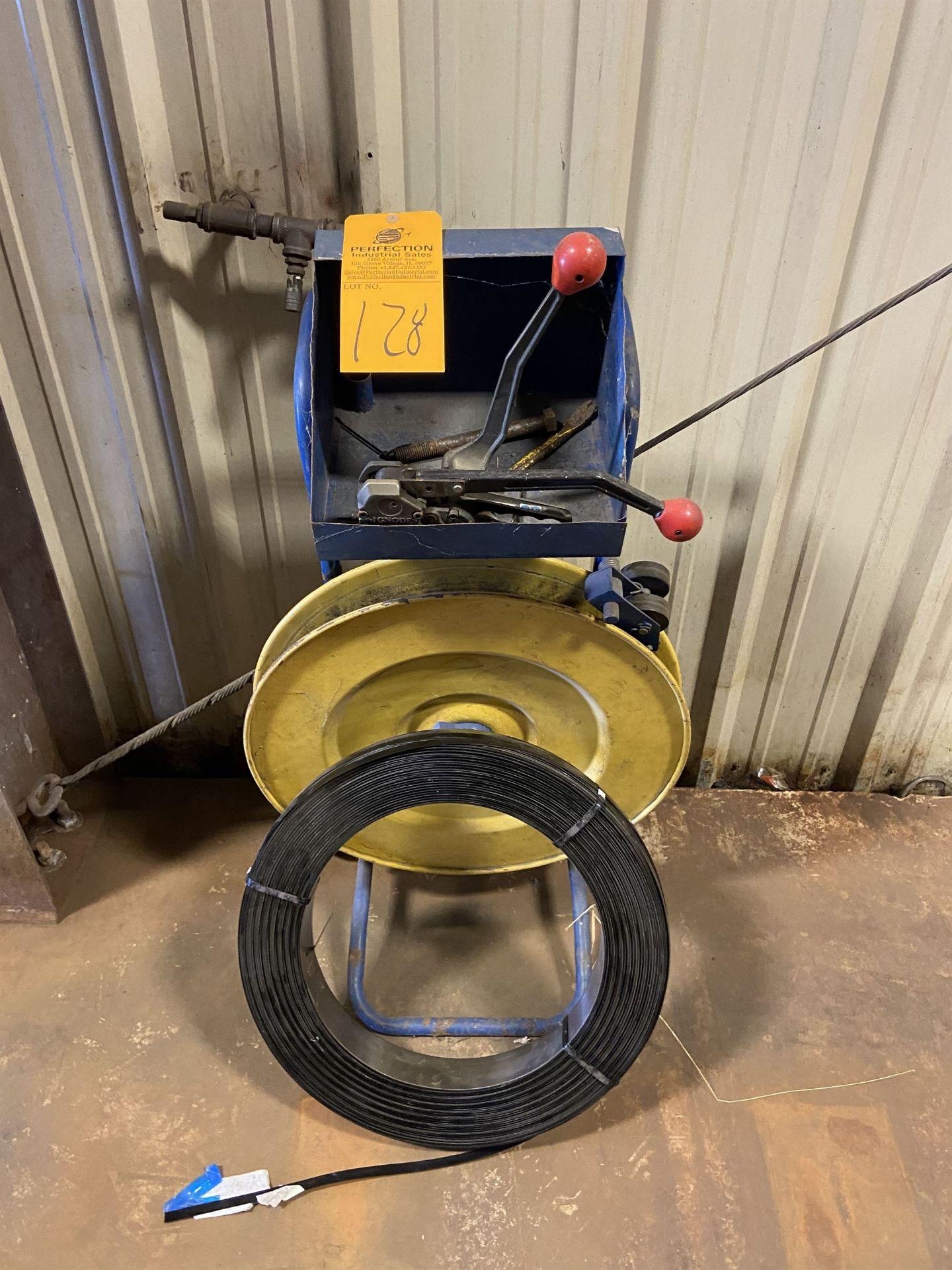 Banding cart with Metal Banding