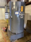 Cuda Model H20-2848 Parts washer, Equipped with Electric Heat, Cycle Timer, Skimmer, s/n 10434230-