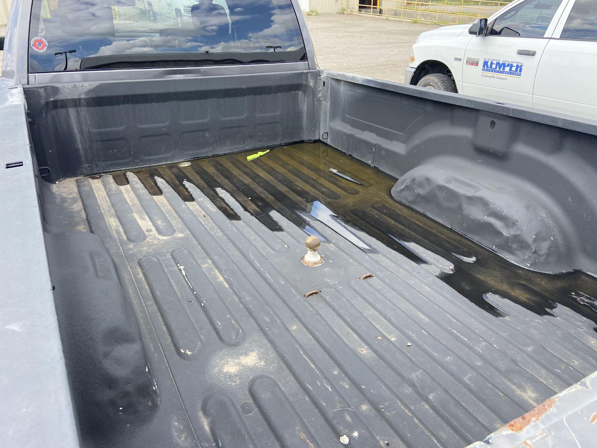 2013 Dodge Ram 2500 HD Crew Cab Long Bed, 251K Miles, Cloth, 4X4, Diesel, VIN # 3C6UR5HL1EG135730 - Image 5 of 17