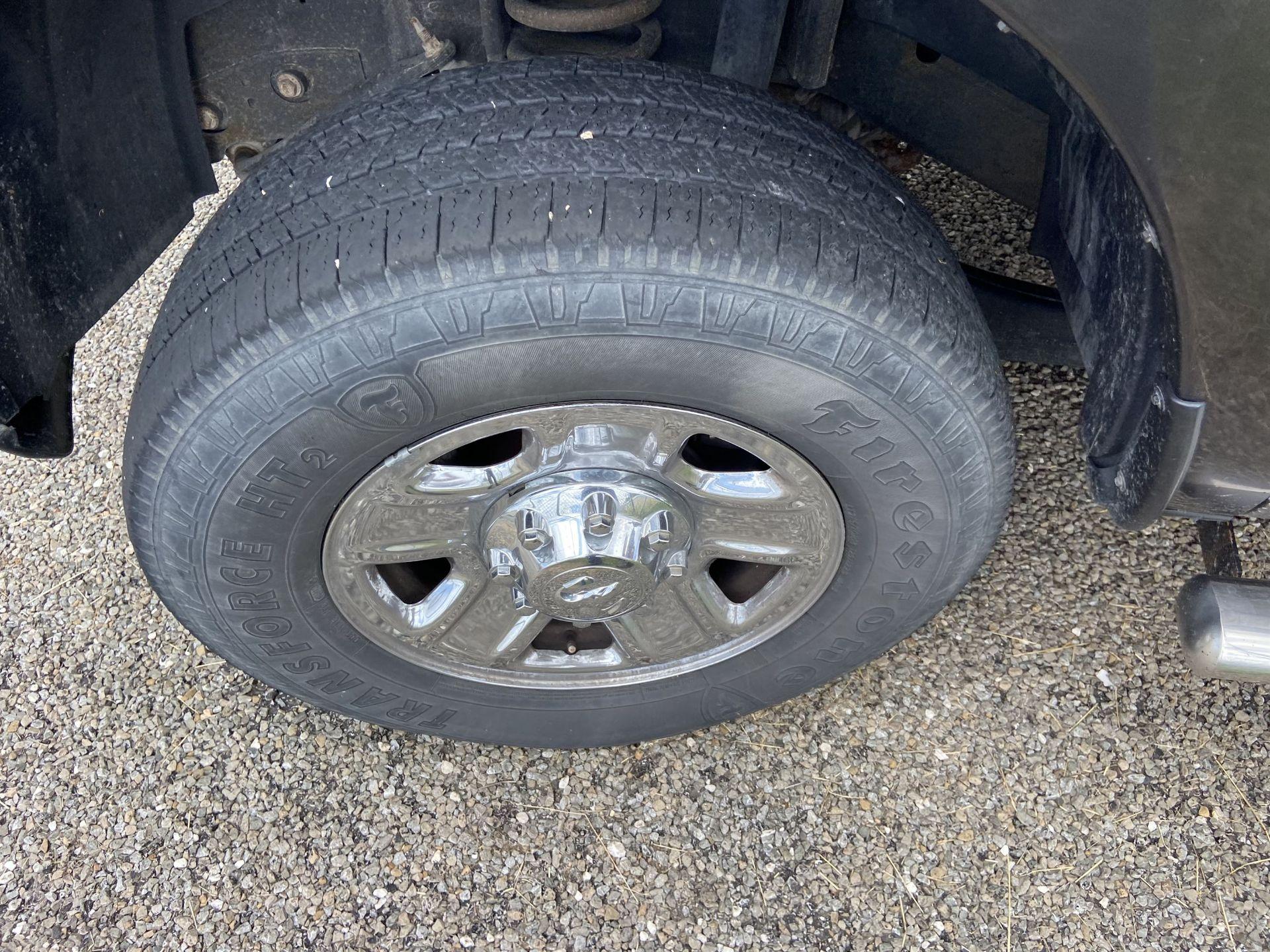 2013 Dodge Ram 2500 HD Crew Cab Long Bed, 251K Miles, Cloth, 4X4, Diesel, VIN # 3C6UR5HL1EG135730 - Image 7 of 17