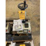 Kwikmark Model KM-64 Marking Machine on Stand s/n 3532-1404