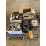 1 Skid of Air Actuator Components for Lorimer Pumps
