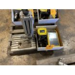 2013 Dapra Technomark Multi 4 Marking Machine with Stand s/n MTV3A13341025 and extra Console