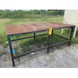 "48"" x 96"" welding Table"