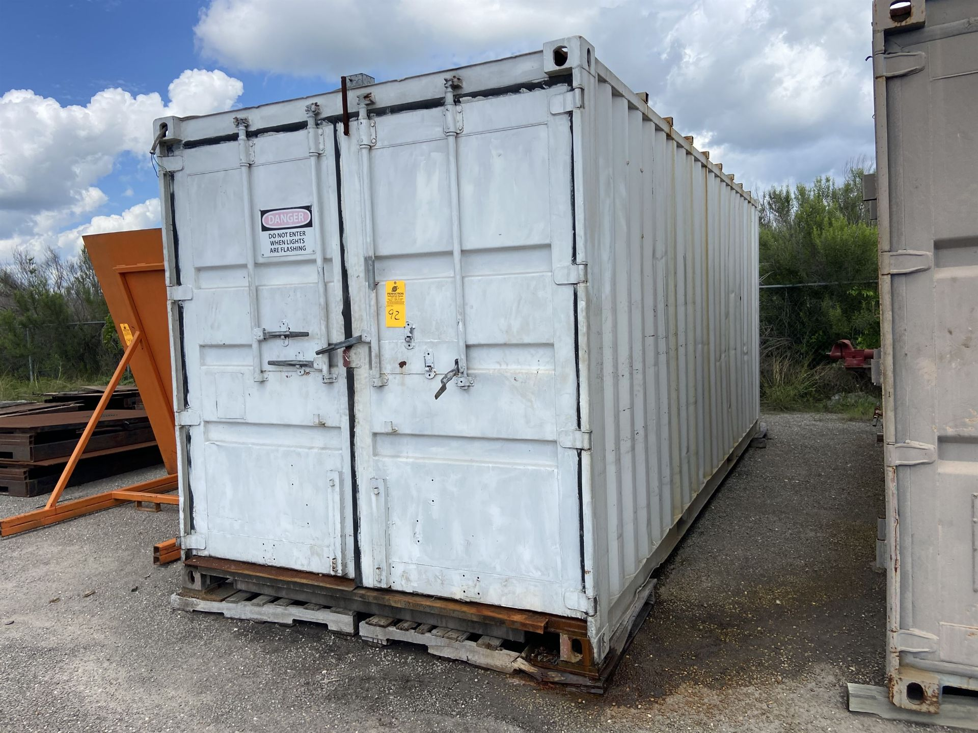 20' Container Test Cell
