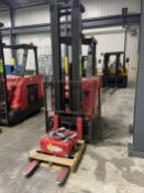 """2018 RAYMOND 425-C50TT 5,000 lb Electric Stand Up Forklift, s/n 425-18-57539, w/ 36V Charger, 251"""""""