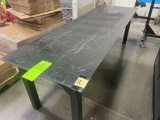 """32"""" x 96"""" Steel Work Bench"""