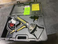 SHRINKFAST Heat gun in Case