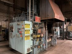 SURFACE COMBUSTION All-Case Furnace, s/n BC-43643-01, 1400-1800 Degree F Temp Range, 3175 CFH Max