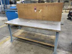"""Work Bench, 30"""" x 72"""""""