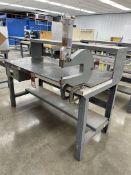 """Work Bench, 30"""" x 60"""" w/ Atlantic Air Tool Riveter"""
