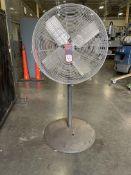 Pedestal Shop Fan