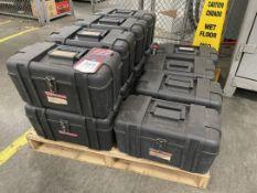 Pallet of WESTWARD Tool Boxes