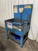 CRYSTAL CLEAN 106+ Parts Washer, s/n na