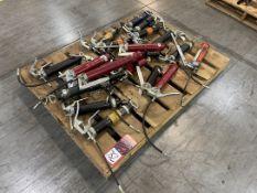 Pallet of Grease Guns