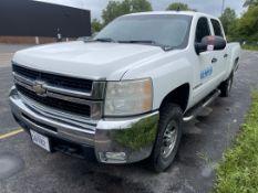 2007 CHEVROLET 2500 HD Pick up Truck, VIN # 1GCHC23K68F108229