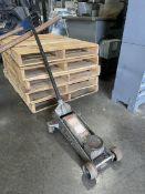 Unknown Make Hydraulic Floor Jack