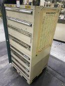 Lista 10-Drawer Modular Tool Cabinet