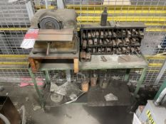 LEONARD M-291 Grind-R-Lap Machine