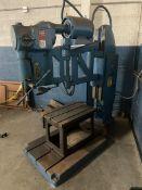FOOT-BURT/HAMMOND CLEVELAND Drill Press, s/n 2476-59