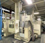 INDUCTOHEAT BSP5-300-3/10 Induction Heater, s/n K4972, 300KW, (Asset # 1911)