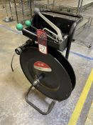 Uline Banding Cart w/ Tools
