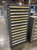 Stanley Vidmar 14-Drawer Modular Cabinet