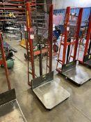 Wesco ESPL-60-2424 1,000 lb. Capacity Hydraulic Lift Cart