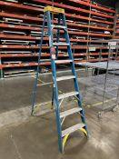 Werner 6008 8' Step Ladder