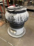 """Chicago Electric 96923 10"""" Diameter 120v Vibratory Bowl"""
