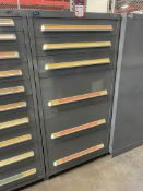 Stanley Vidmar 6-Drawer Modular Cabinet