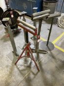 Lot of Assorted Pedestal Supports