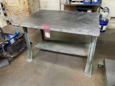 "36"" x 48"" Work Bench (Located at 4200 West Harry St., Wichita, KS 67209)"