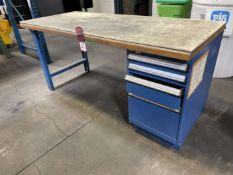 "Rousseau 30"" x 72"" Work Bench (Located at 4200 West Harry St., Wichita, KS 67209)"