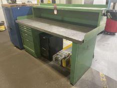 "Lista 30"" x 72"" Work Bench (Located at 4200 West Harry St., Wichita, KS 67209)"