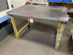 "56"" x 48"" Work Bench (Located at 4200 West Harry St., Wichita, KS 67209)"