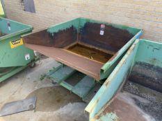 Vulcan 1/2 Yd. Self Dumping Hopper (Located at 4200 West Harry St., Wichita, KS 67209)