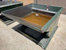 Jesco 1.5 Yd. Self Dumping Hopper (Located at 4200 West Harry St., Wichita, KS 67209)