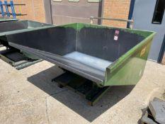 Vulcan 1.5 Yd. Self Dumping Hopper (Located at 4200 West Harry St., Wichita, KS 67209)