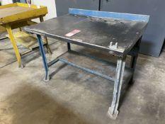 "34"" x 48"" Work Bench (Located at 4200 West Harry St., Wichita, KS 67209)"