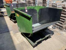 Vulcan 1 Yd. Self Dumping Hopper (Located at 4200 West Harry St., Wichita, KS 67209)
