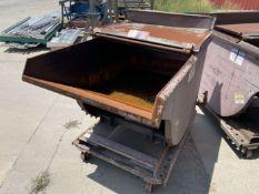 Galbreath 1 Yd. Self Dumping Hopper (Located at 4200 West Harry St., Wichita, KS 67209)