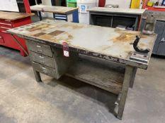 "36"" x 82"" Work Bench (Located at 4200 West Harry St., Wichita, KS 67209)"