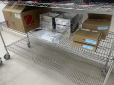 Lot Comprising of OHAUS Ranger 7000 Digital Scale (New In Box), Weight Baskets, Loadcell