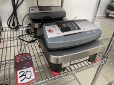 Lot of (2) OHAUS Ranger 7000 Digital Scales