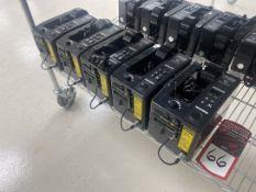 Lot of (5) START INTERNATIONAL ZCM-1000 Electronic Tape Dispensers